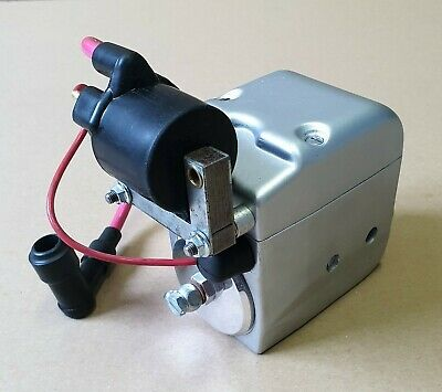 SPEEDWAY Grasstrack PAL Magneto ignition - outside coil for JAWA upright engine!