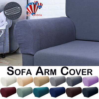 Superb Modern Armrest Covers Chair Sofa Arm Protectors Stretch To Pabps2019 Chair Design Images Pabps2019Com
