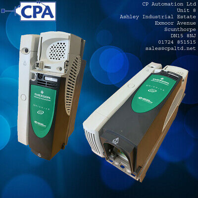 Nidec Control Techniques Unidrive SP SP2201 4 kW Wall Mounted AC Inverter Drive