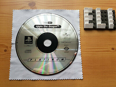 Spyro The Dragon - SONY PS1 Game - DISC ONLY