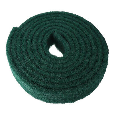 Heavy Duty Industrial Scour Pad Roll Wiping Rag Fiber Drawing Cleaning Cloth