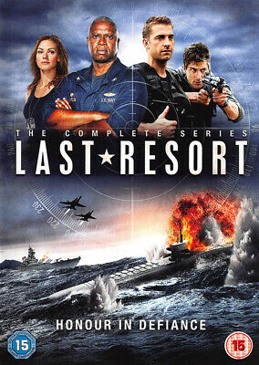 Last Resort - Complete Mini Series DVD | 3 Disc Boxset