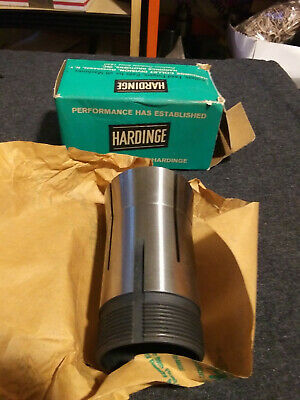 "Hardinge 2J Collet,  1 3/8"" RD. Round Smooth, EXTERNAL  Thread"