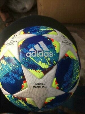 New Adidas Finale 19 UEFA Official Game Ball 2020 Size 5 Soccer Match Ball