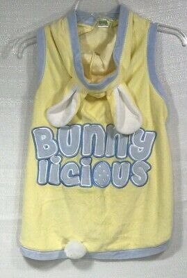 Wag-A-Tude Bunny Licious Bunny Costume Outfit Large