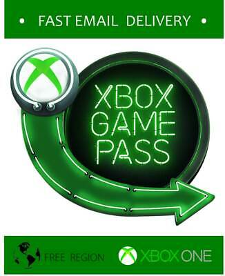 Game Pass 1 month TRIAL Xbox One - Need to apply same day - *READ TERMS*