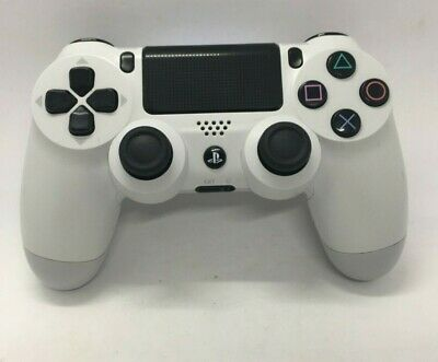 Official Sony PS4 DualShock4 Controller Genuine Game Pad CUH-ZCT1E Glacier White