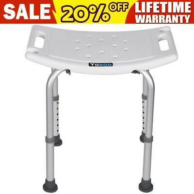 Amazing New Portable Folding Height Adjustable Shower Stool Bath Pdpeps Interior Chair Design Pdpepsorg