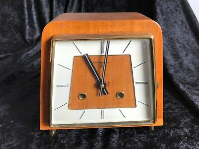 FHS Hermle 1950s mantle clock