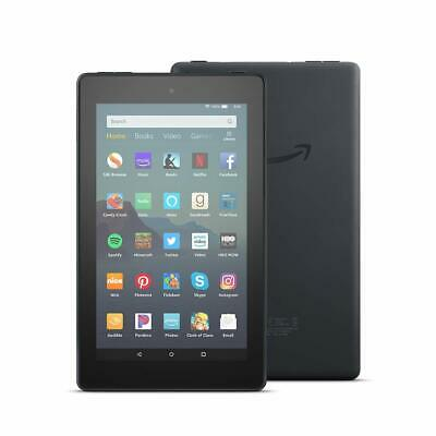 """Amazon Fire 7 Tablet (7"""" display, 16 GB) - Black 9th Generation - 2019 release"""