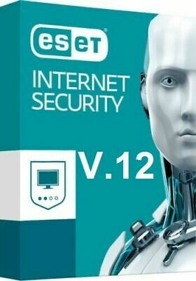 INSTANT ESET nod32 Internet Security 2019 1 PC, 1 year, global, ESD antivirus