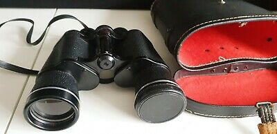 Zenith 10 x 50 binoculars Field 5.5 ° Special Coated Optics Highest Quality case
