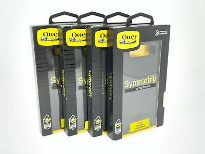 Genuine OtterBox Symmetry Series Case for Samsung Galaxy Note 8 - Black