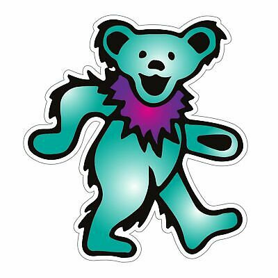 Grateful Dead Dancing Bear Sticker