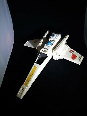 Vintage 1978 Star Wars X-Wing Fighter Cat. No. 38030 Kenner Products Retro Toy