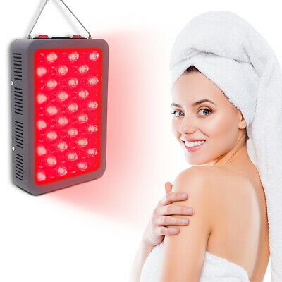 Red Light Therapy Device | 300W LED Red/Near-Infrared 660nm/850nm w/ Hanging Kit
