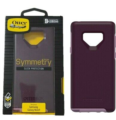 OtterBox Symmetry Series Case For Samsung Galaxy Note 9 Tonic Violet Purple
