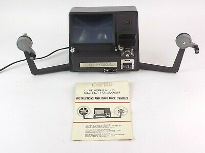 NEW SUPER 8MM Metal Guillotine-Film-Splicer-Movie-Leo