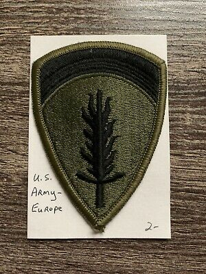 VINTAGE US ARMY Berlin Patch OD Subdued 1 piece - $10 00
