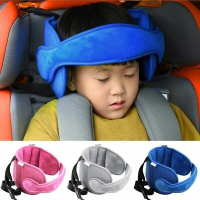Baby Head Sleeping Support Car Adjustable Sleeping Neck Travel Safety Pillow