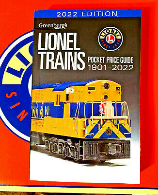 2020 Lionel Pocket Price Guide, Latest Edition By Greenberg....mint! ....[Z12]