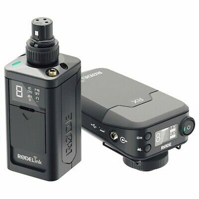 Rode RodeLink Newsshooter Kit Digital Wireless System for News Gathering and ...