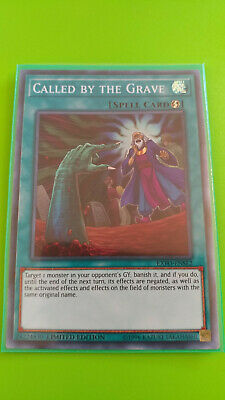 Yugioh Called by the Grave - EXFO-ENSE2 - Super Rare (M/NM)