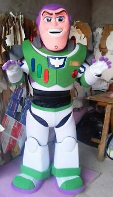 New Buzz Lightyear Astronaut Mascot Costume heroe Character cosplay party