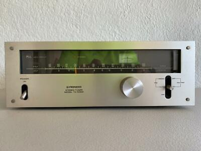Great Vintage Pioneer Stereo Tuner Am/Fm Radio Model:tx-5300