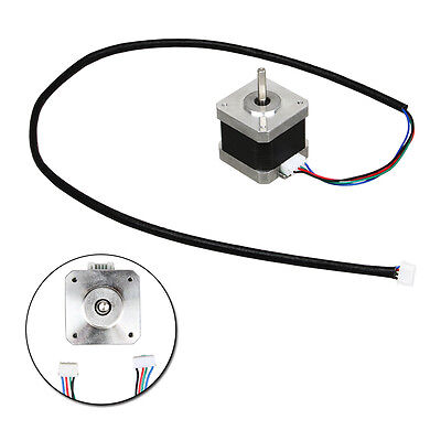 GEEETECH 4x Stepper motor wire 70cm for Nema17 stepper motor Prusa 3D Printer