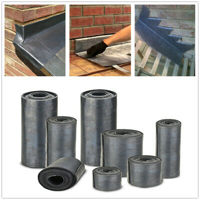 CLEARANCE SALE Code 3 Lead Flashing,Milled Lead,excellent weatherproofing Roll