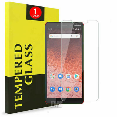 For Nokia 3 3.1 5 5.1 Plus 6 6.1 7 Plus Tempered Glass Screen Protector Guard