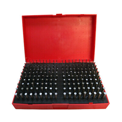 190 Pc M1061-.250'' Steel Plug Pin Gage Set Minus Plus Pin Gauges Metal Gage