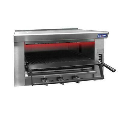 Gas Salamander Toaster Grill Area 630x400mm Heavy Duty Commercial Equipment NEW