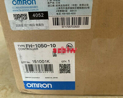 1PC New Omron FH-1050-10 Vision controller