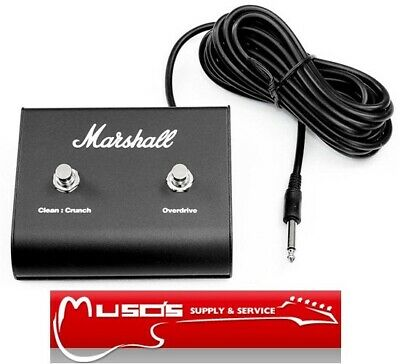 Marshall Controller 2 Footswitch to Suit MG-Series Amplifiers $69