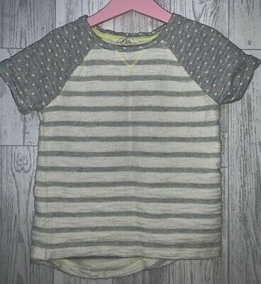 Girls Age 5-6 Years - Lands End Short Sleeved Top
