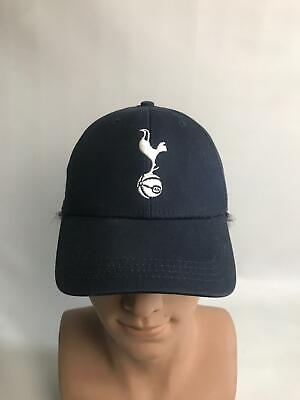 Tottenham Hotspur Blue Football Team Official Baseball Cap Mens - 57.5CM