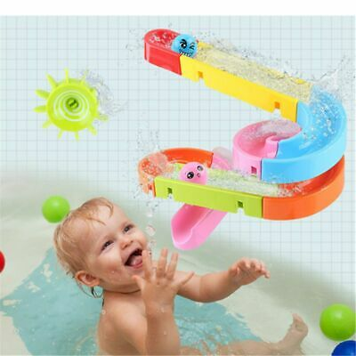 Suction Cup Orbits Baby Bath Toy Water Games Toys For Bathroom Kids Children