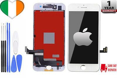 Apple iPhone 7 LCD Touch Screen Display Digitizer Glass Assembly White New