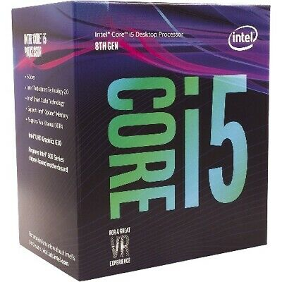 Intel Core i5-8500 3.0Ghz s1151 Coffee Lake 8th Generation Boxed