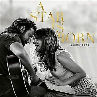 """CD LADY GAGA  BRADLEY COOPER """"A STAR IS BORN"""".New and sealed"""