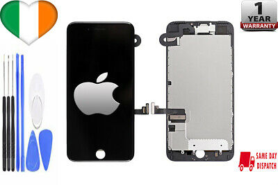 Apple iPhone 8 LCD Touch Screen Display Digitizer Glass Assembly Black New