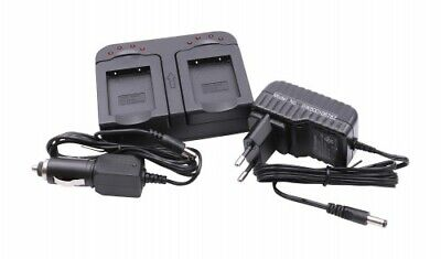 2in1 CHARGEUR SET pour FUJIFILM Instax 90 Mini Neo Classic