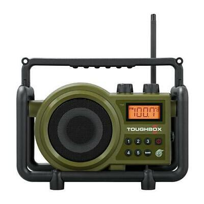Sangean Tb100 Toughbox Rugged Digital Radio Rechargabl