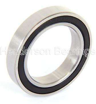 61804-2RS, 6804-2RS Thin Section Sealed Ball Bearing 20x32x7mm