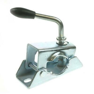 42mm Split Clamp for Trailer Jockey Wheels and Prop Stands