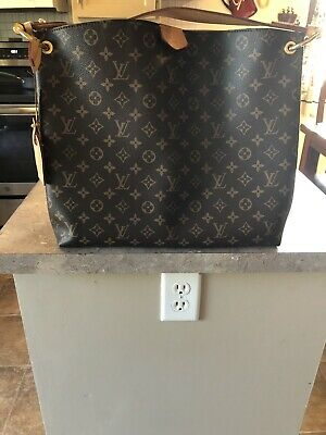Louis Vuitton Graceful MM Sorry I've recently updated the listing.