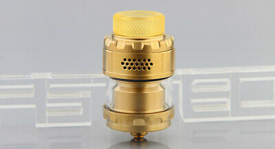 Kylin M Styled RTA Rebuildable Tank Atomizer Gold