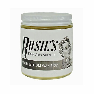 Rosie's Spinning Wheel & Loom Wax